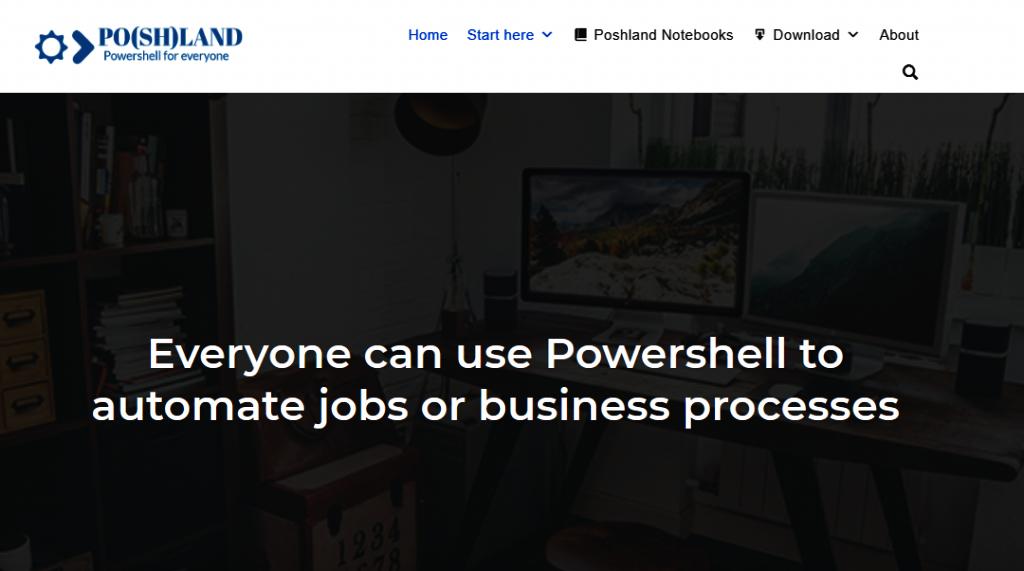 PowerShell - automatyzacja
