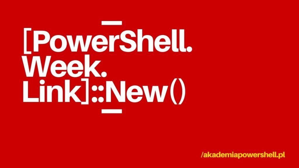 PowerShell Week Link